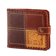 Кожаный кошелек «Стиляга»