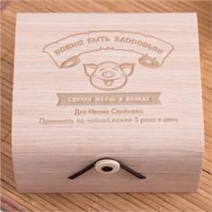 Подарочный набор мёда Первоапрельский, лечебный