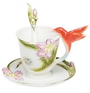 Чайная пара «Колибри»