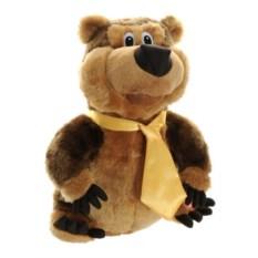 Мягкая поющая игрушка Медведь Шпунтик