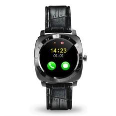 Черные умные часы Smart Watch X3