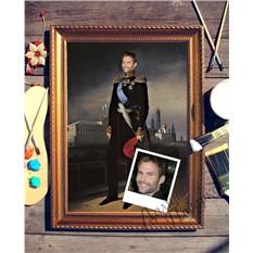 Портрет по фото Великий князь