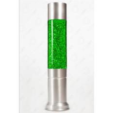 Зеленая лава-лампа