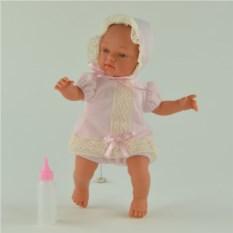 Игровая кукла ASI Гугу в розовом платье (36 см)