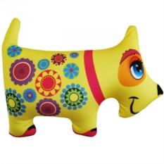 Игрушка-антистересс Жёлтая собака