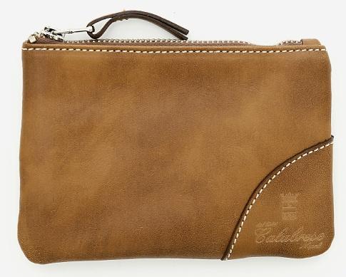 Маленький коричневый кошелёк