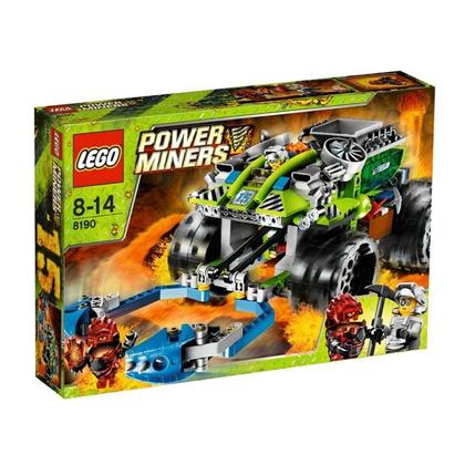 Lego Power miners «Клешневой уловитель»