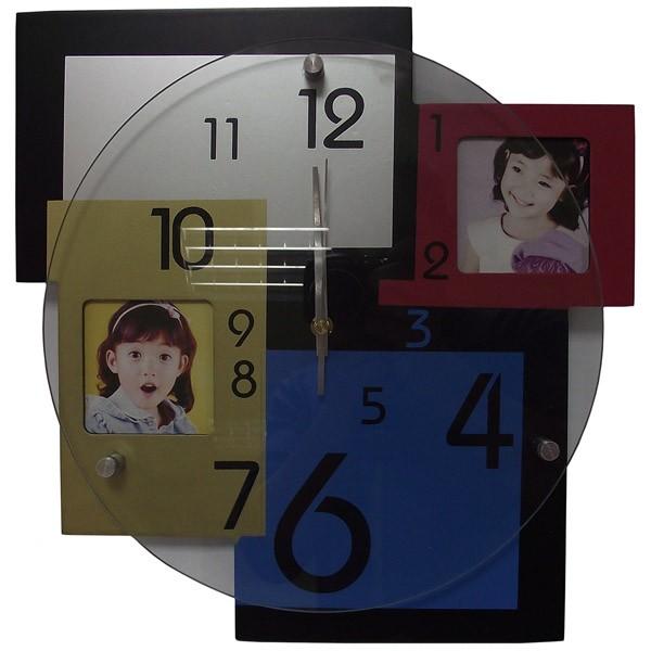 Часы настенные с фото