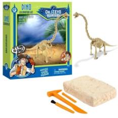 Набор для проведения раскопок «Брахиозавр»