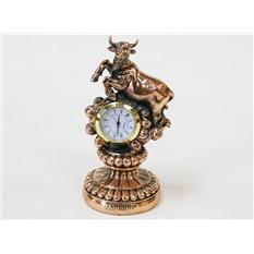 Статуэтка с часами Телец