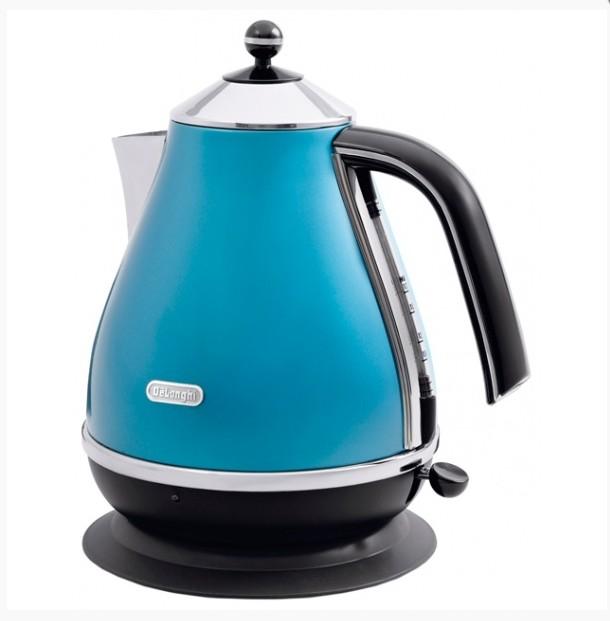 Чайник Delonghi KBO Blue