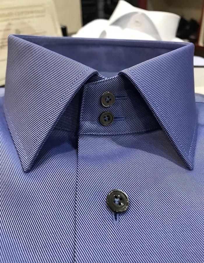 Сертификат на пошив сорочки David & John Anderson