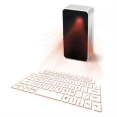 Лазерная Bluetooth клавиатура