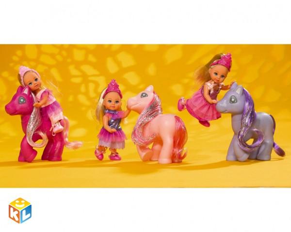 Кукла Еви + пони от Simba