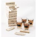 Алкогольная игра Дженга