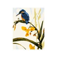 Картины по номерам «Лесной житель»