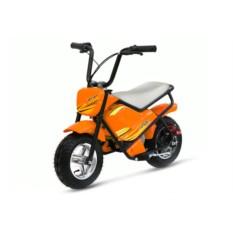Оранжевый детский электромотоцикл MC-243 (Joy Automatic)