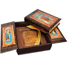 Книга Иллюстрированная Библия (иконостас-складень)