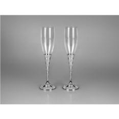 Набор бокалов для шампанского Королевский прием