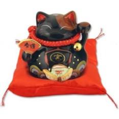 Кот-копилка Манеки-неко Защита от зла и бум продаж!