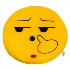 Подушка Emoji Ржу!