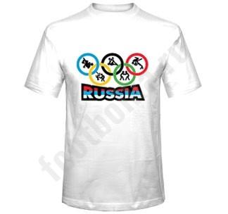 Футболка Олимпийские единоборства
