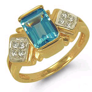 Кольцо «Джанет»