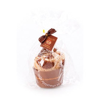 Полотенце «Кекс с карамельной начинкой»
