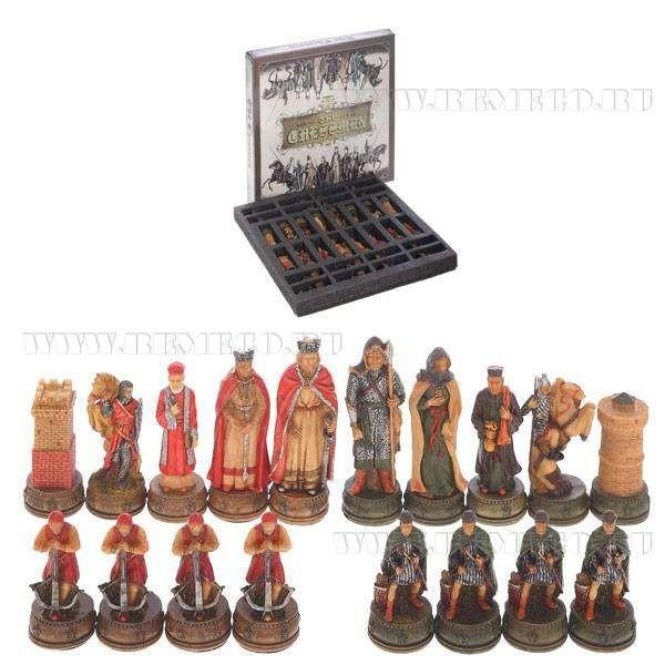 Настольная игра Шахматы. Арабы и Христиане
