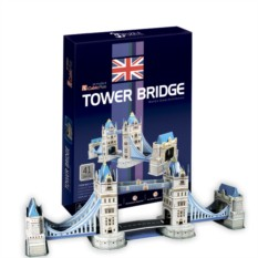 3D пазлы Cubic Fun Таэурский мост (Лондон)