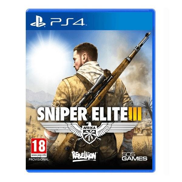 Игра Sniper Elite 3 (PS4)
