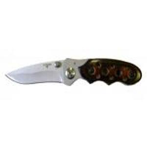 Нож складной VIRON с фонариком 22 см