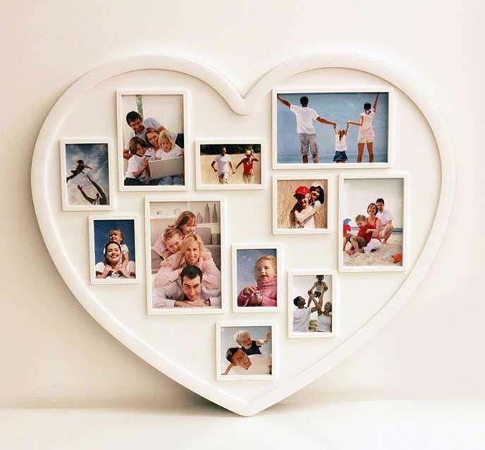 Фоторамка Love Heart