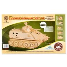 Деревянная сборная модель VGA «Боевая машина пехоты»