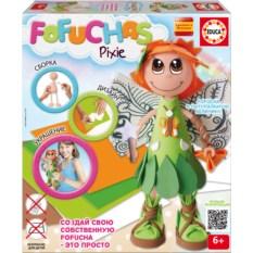 Набор для творчества Educa Фофуча. Кукла Пикси