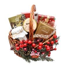 Подарочная корзина Новогоднее настроение