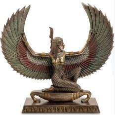 Статуэтка Маат. Богиня истины, справедливости, и закона
