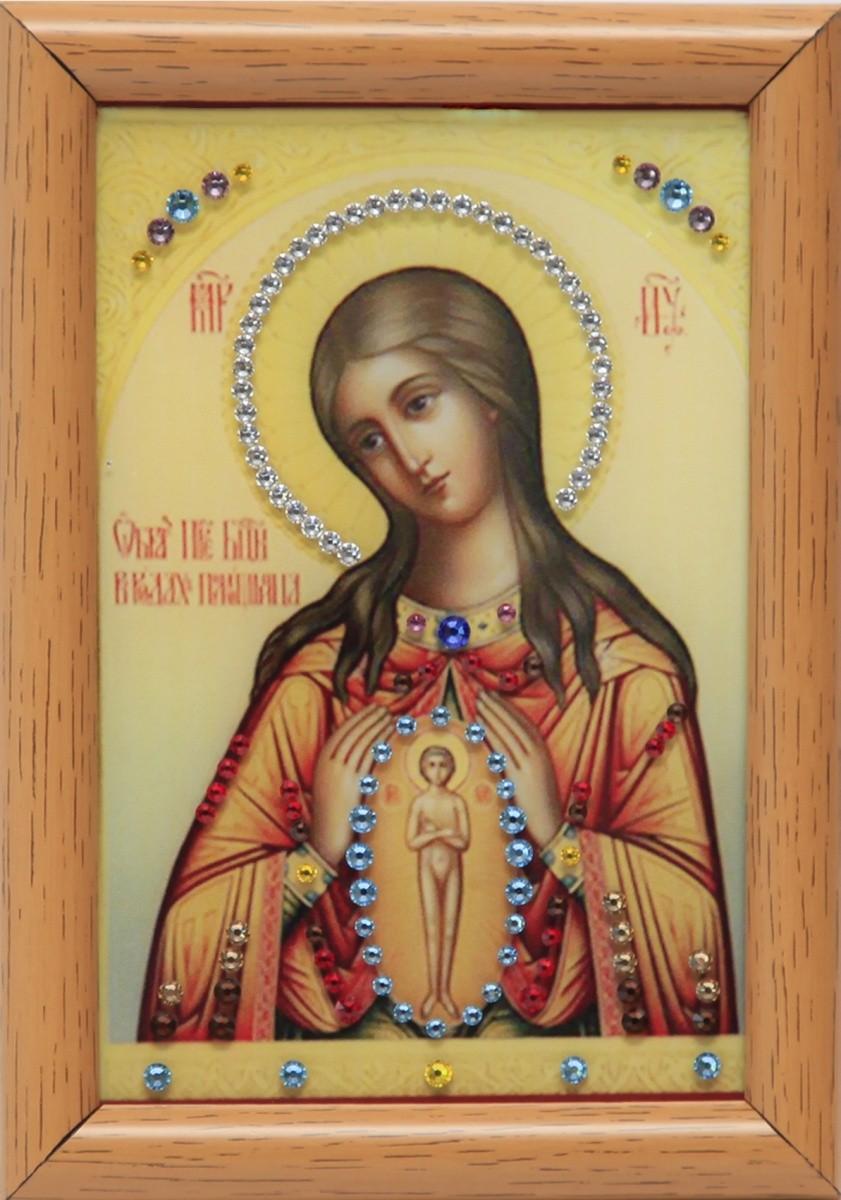 Икона Божией Матери Помощница в родах