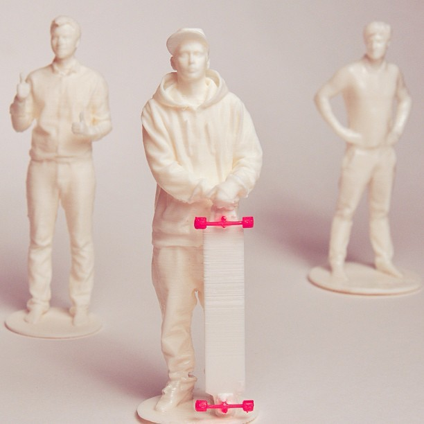 Статуэтка 3DYA (керамика, 15 см)