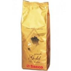 Зерновой кофе Saeco Gold 0,5 кг