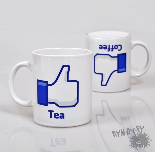 "Кружка ""I like tea"""