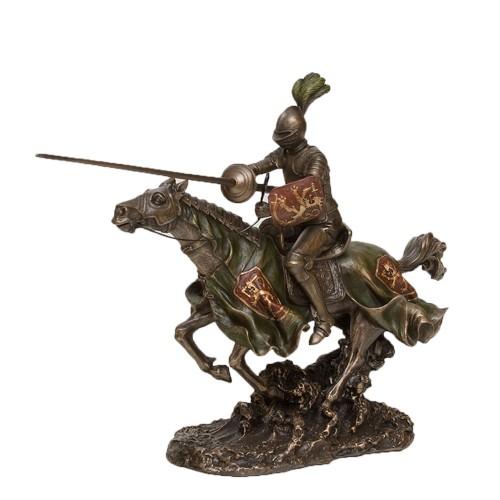 Статуэтка Доблестный рыцарь Айвенго