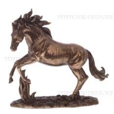 Декоративная фигурка Лошадь (цвет — бронзовый)