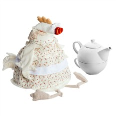 Грелка на чайник Курица-наседка