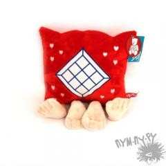 Подушка Любовь под одеялом