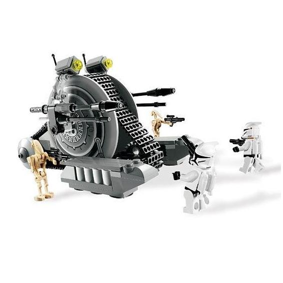 Танк Lego Star Wars