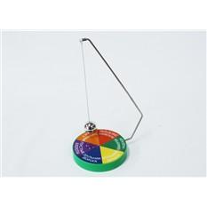 Магический маятник, разноцветный.