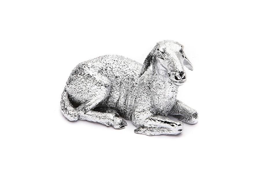 Статуэтка Лежачая овечка Гамма