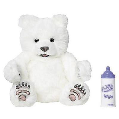 Белый медвежонок «Обними меня!»