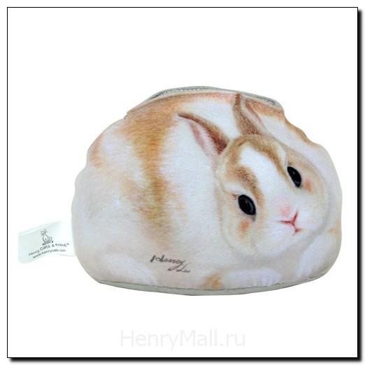 Подставка для мобильного - крольчонок Руби